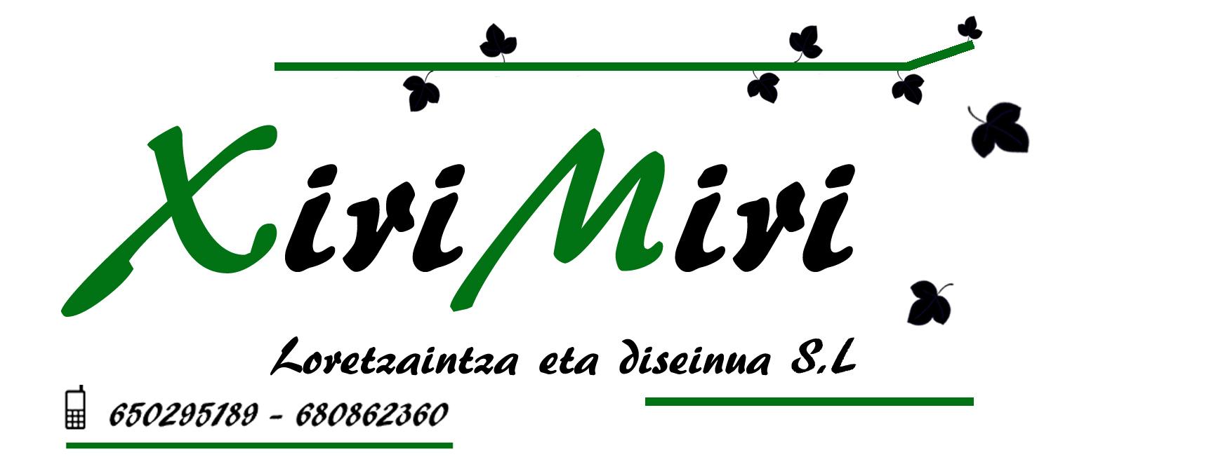 Xirimiri Jardineria Y Diseños S.L.