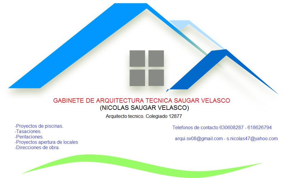 Trabajos De Arquitectura Saugar Velasco