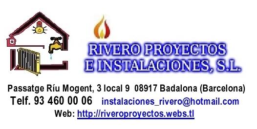 Rivero Proyectos e Instalaciones, S.L.