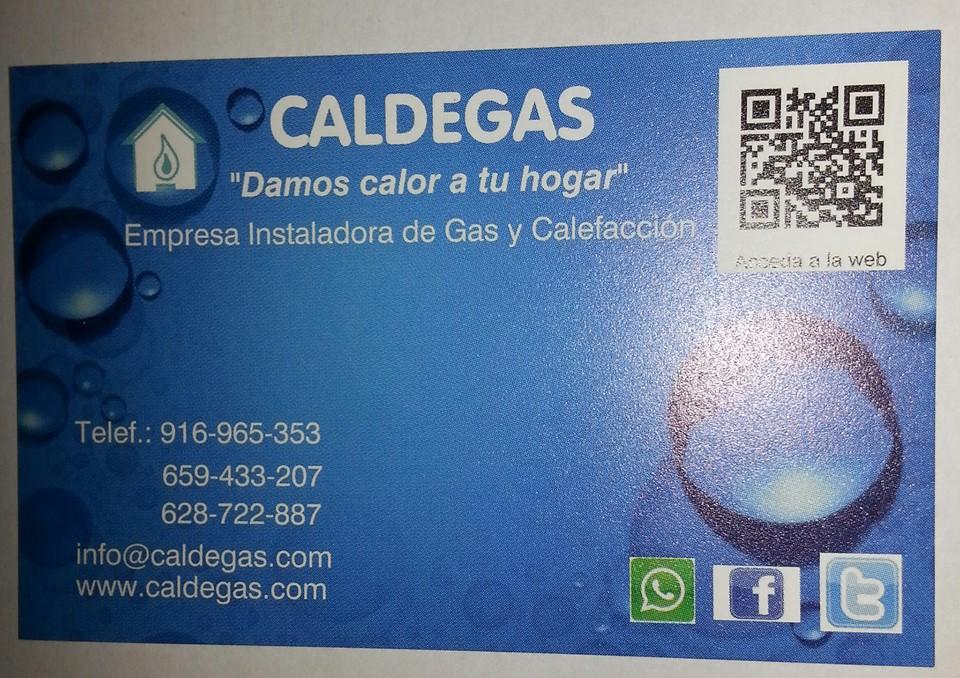 Caldegas