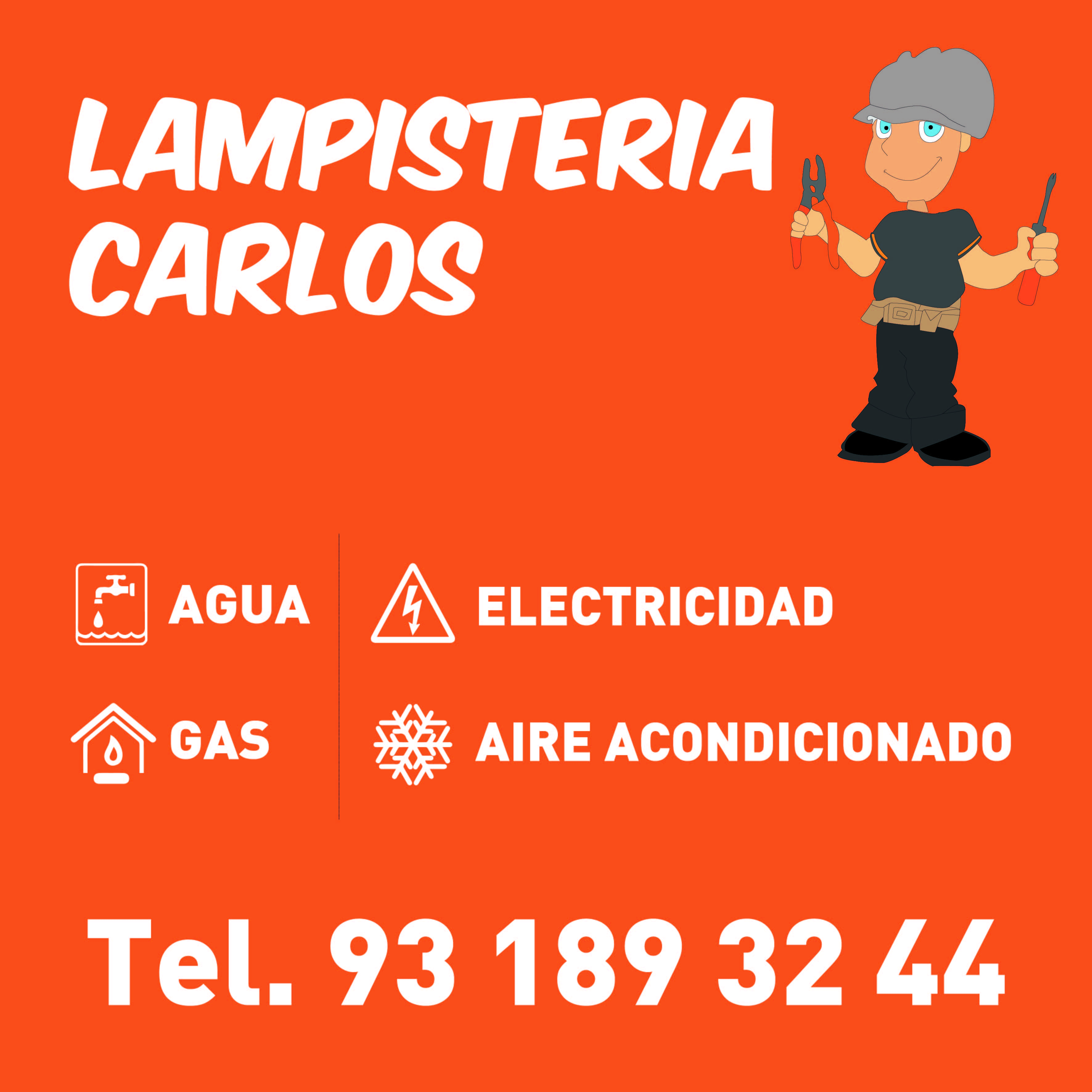 Lampisteria Carlos