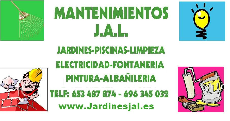 Mantenimientos J.A.L.
