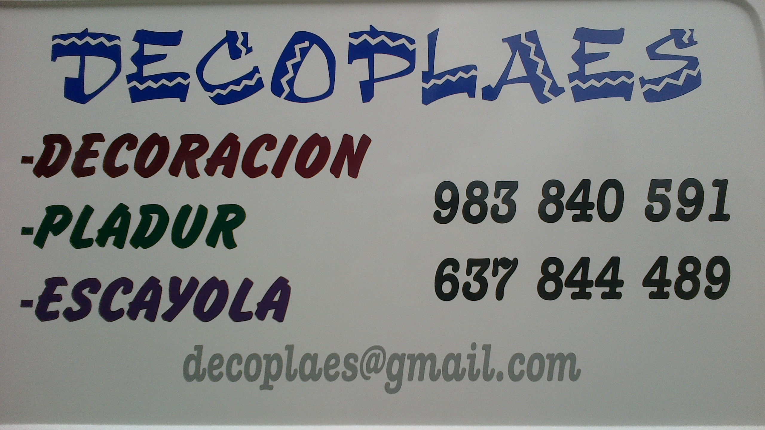 Decoplaes