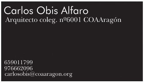 Carlos Obis Alfaro