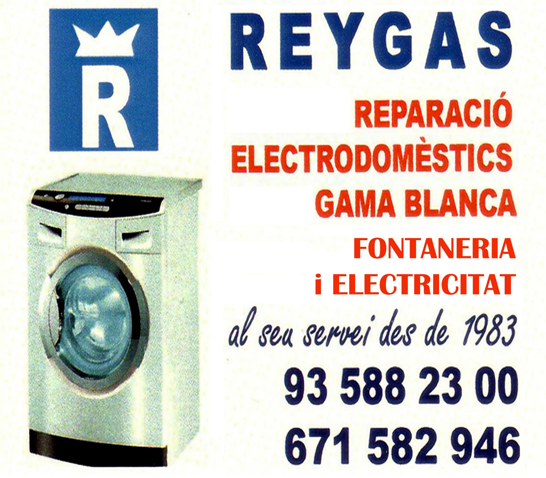 Reygas Electrodomesticos