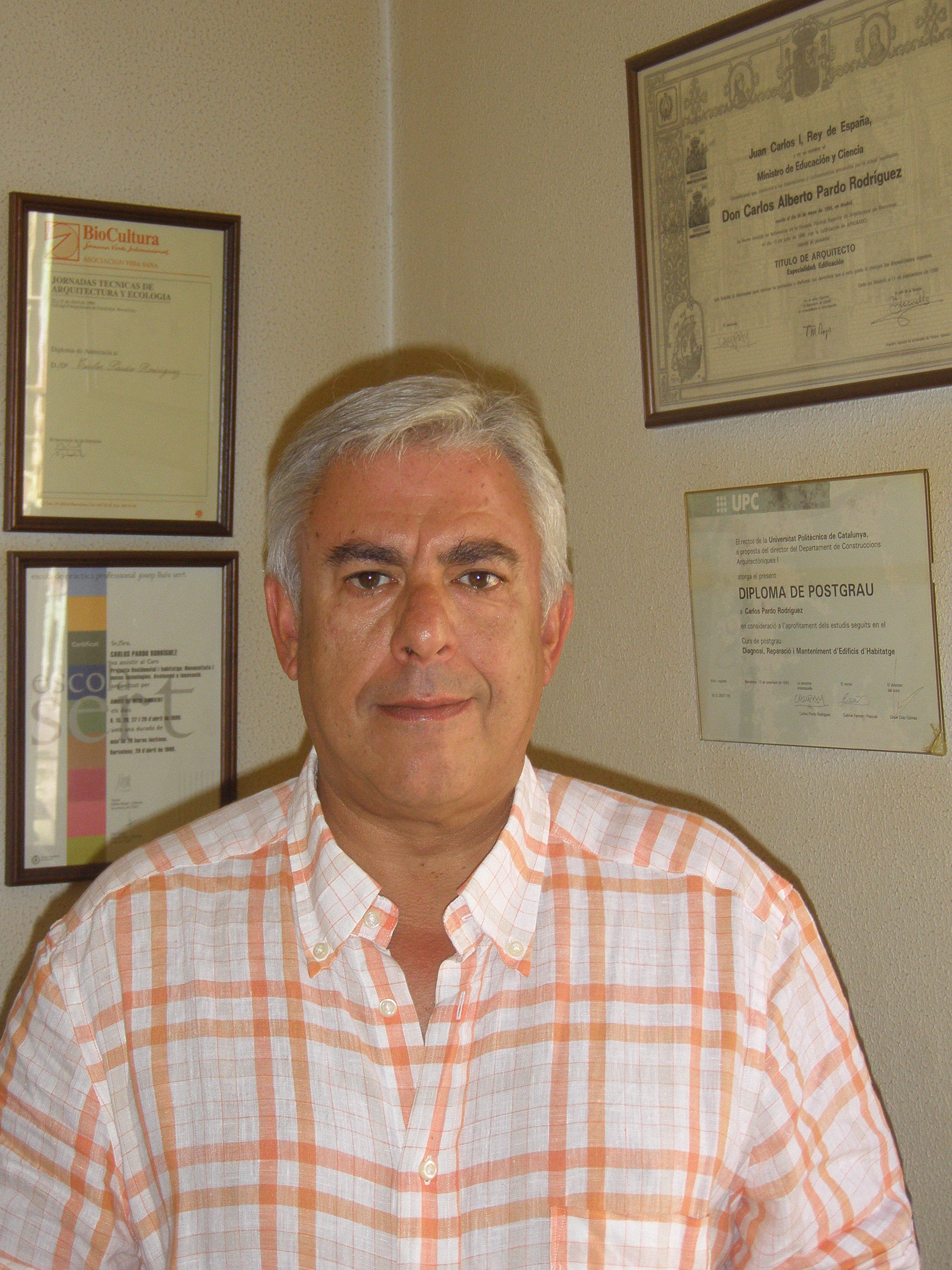 Carlos Pardo Arquitecte