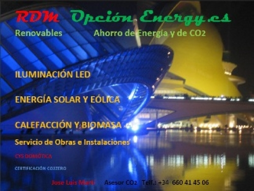Opcion Energy