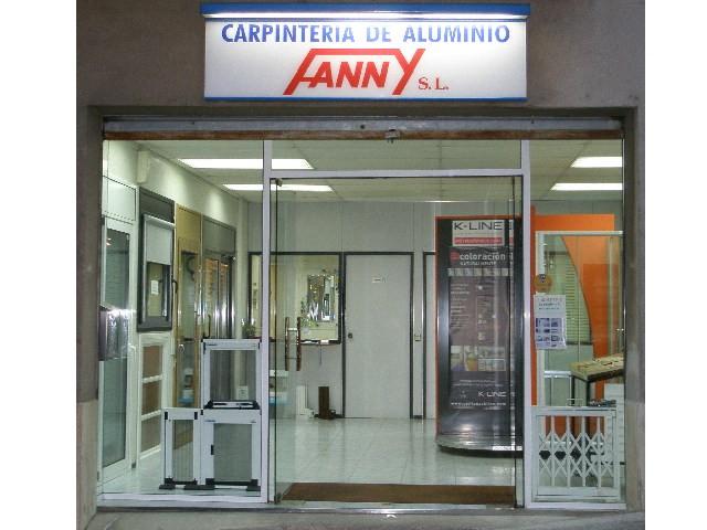 Carpinteria aluminio fanny sl