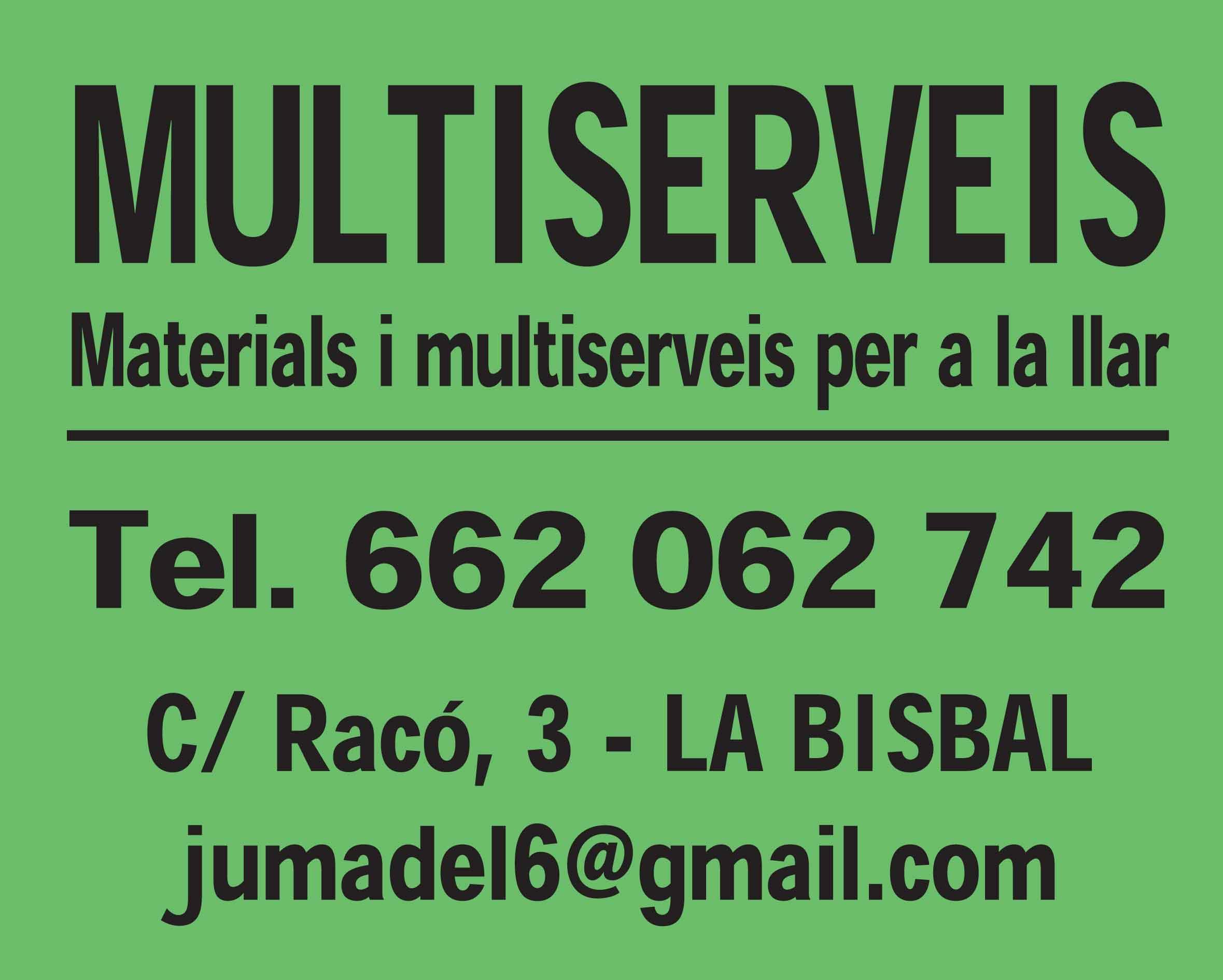Materials I Multiserveis Per A La Llar