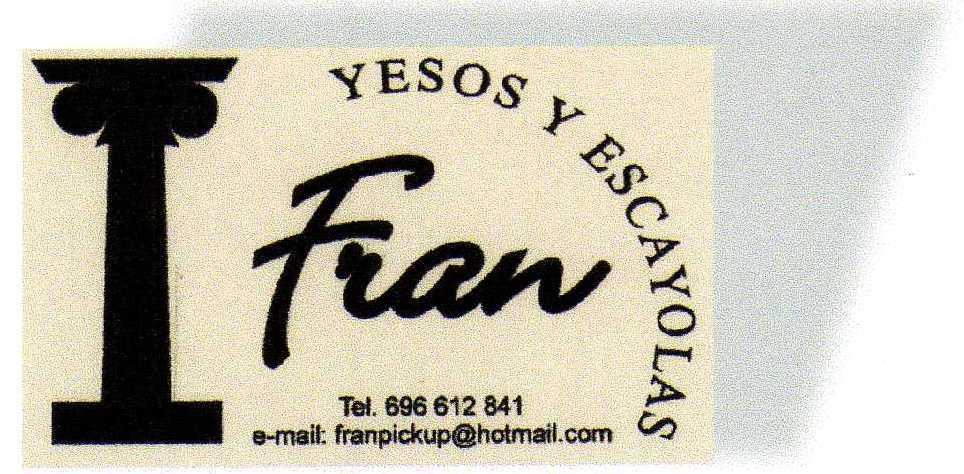 Yesos Y Escayolas Fran