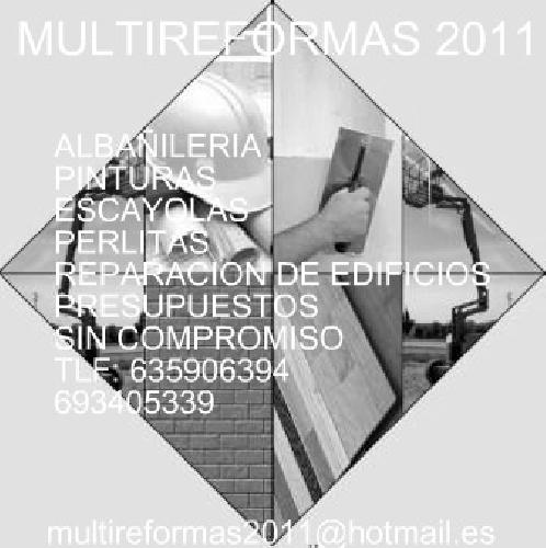 Pedro Manuel - Multireformas