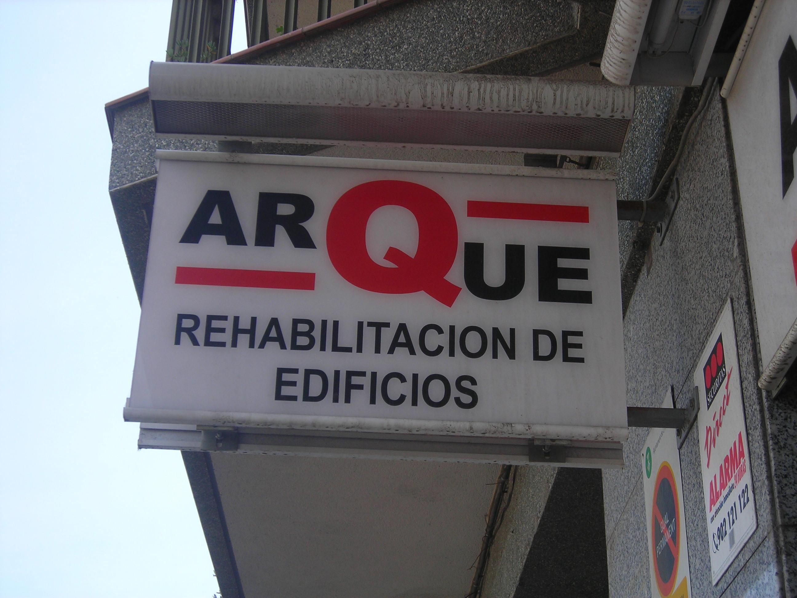 Arque Rehabilitación De Edificios