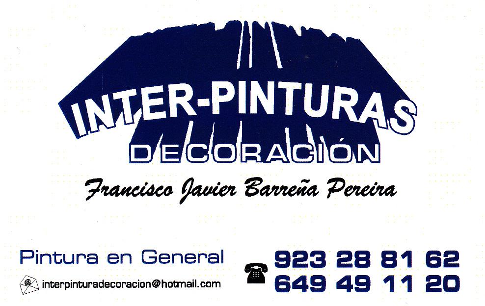 Inter-pinturas Decoracion Sl