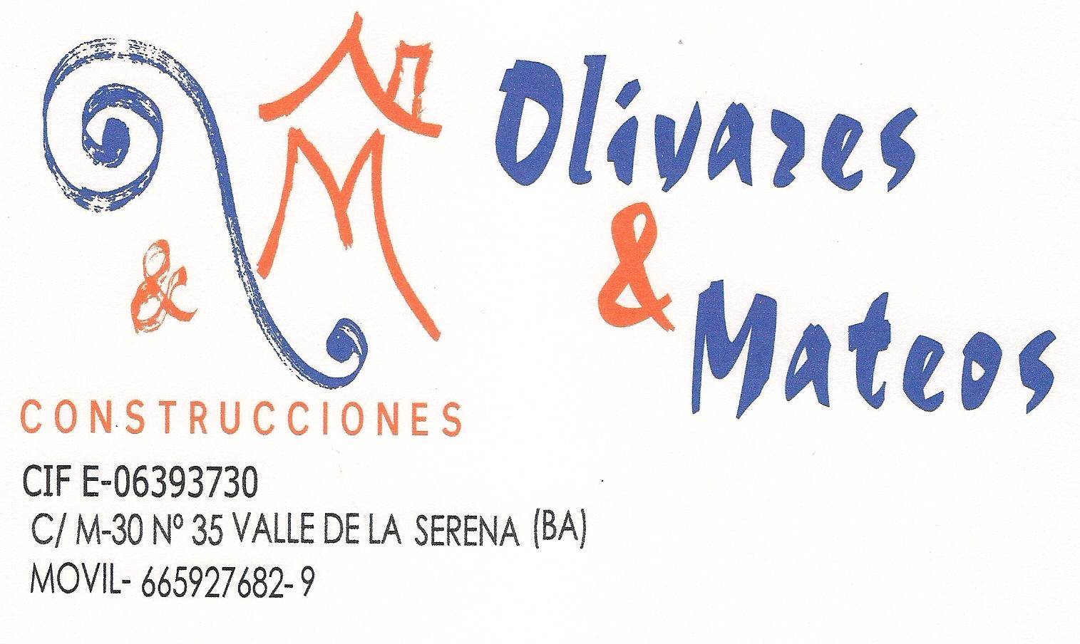 Construcciones Olivares y Mateos