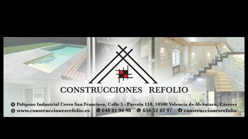 Construcciones Refolio
