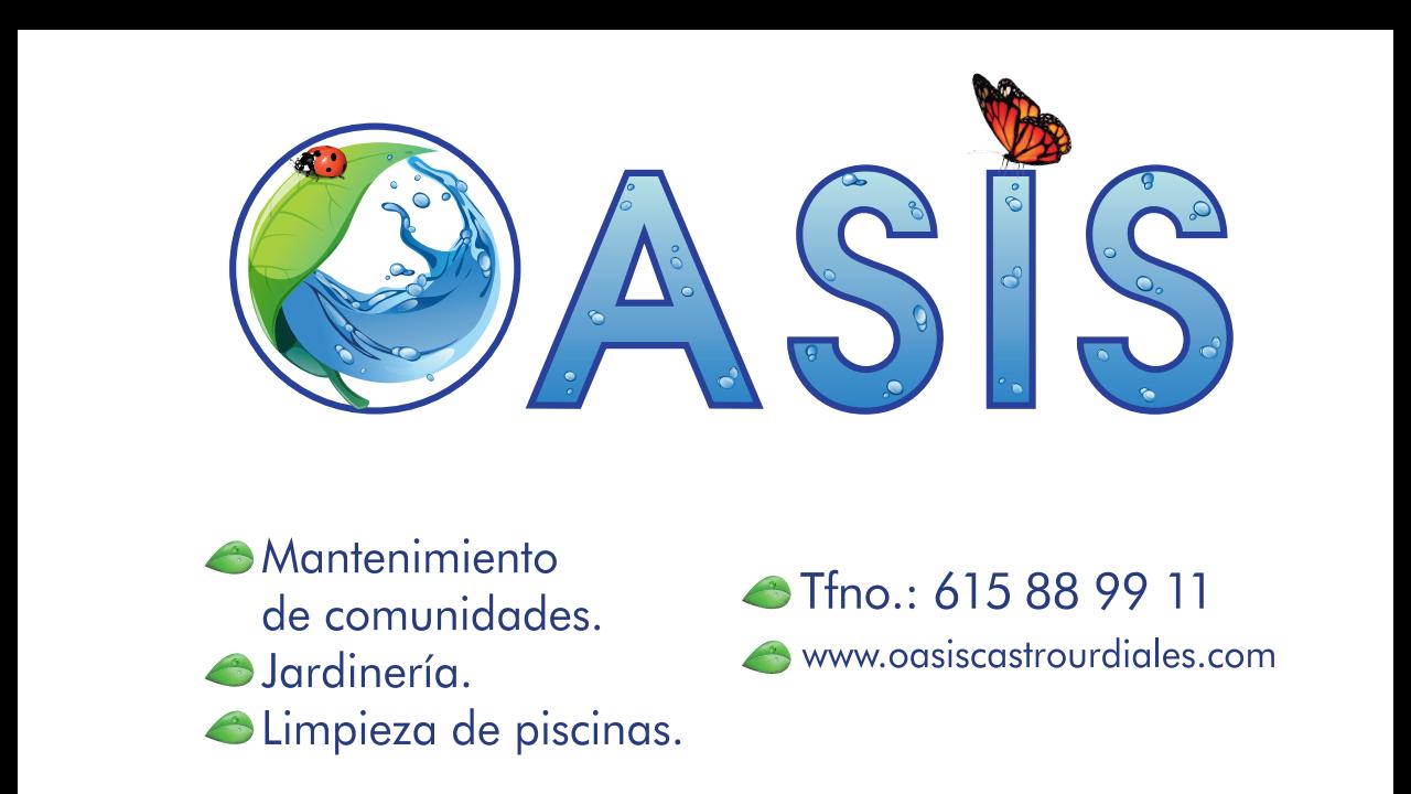 Oasis Jardinería Y Limpieza