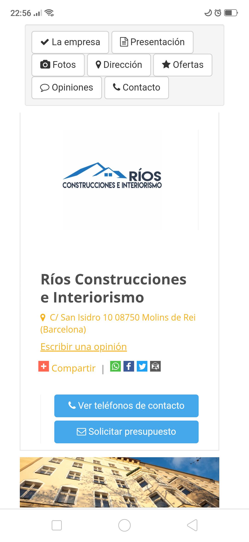 Rios Construcciones