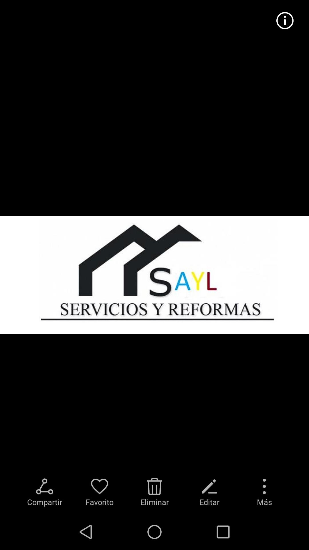 Servicios Y Reformas Sayl