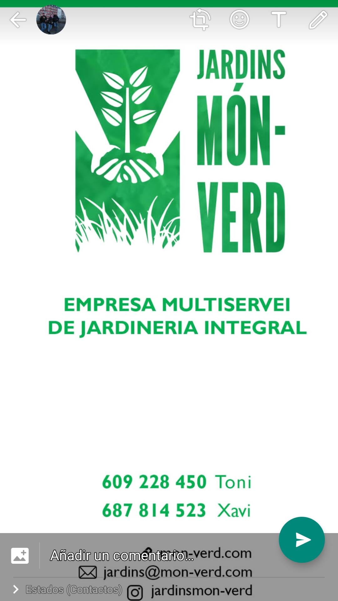 Jardins Mon-Verd