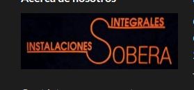 Sobera Instalaciones Integrales