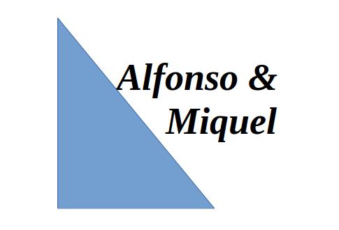 Multiservicios Alfonso y Miquel