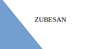 Zubesan