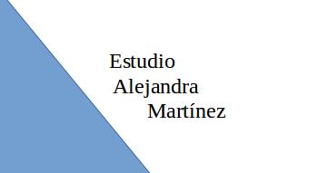 Licencias Alejandra Martínez
