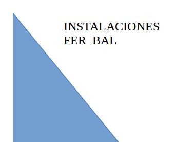 Instalaciones Fer Bal