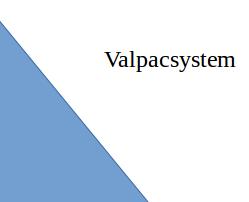 Valplacsystem