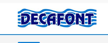 Decafont
