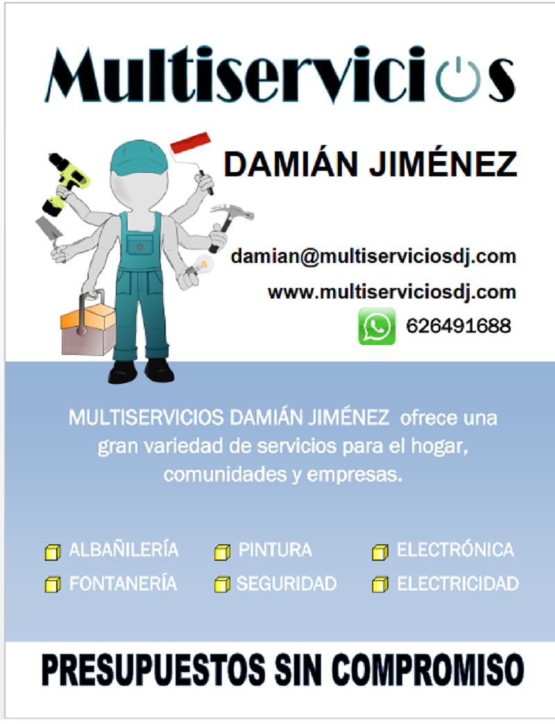 Multiservicios Damián Jiménez