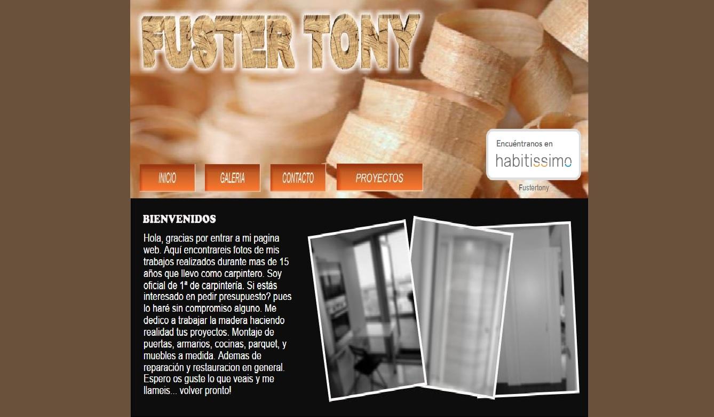 Fuster Tony