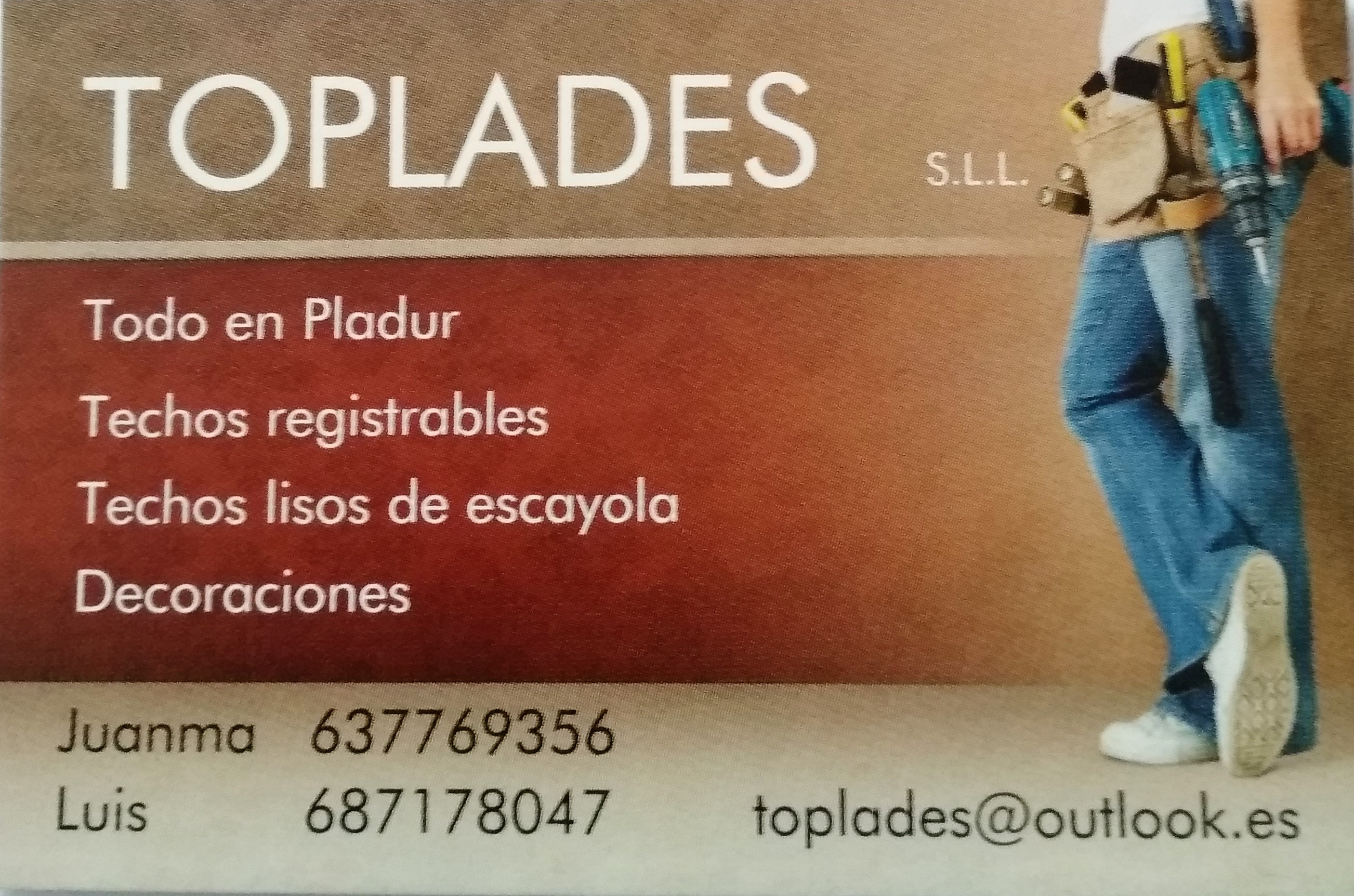 Toplades