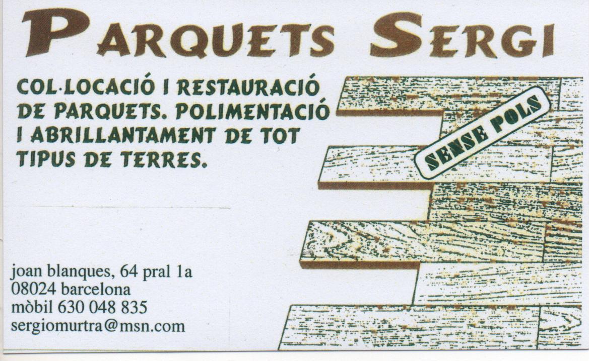Parquets Sergi