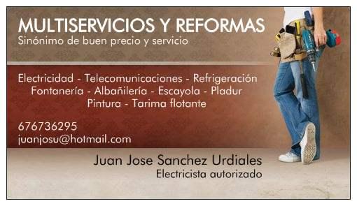 Multiservicios y Reformas J.J.