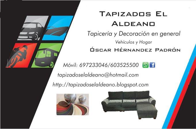 Tapicería Oscar