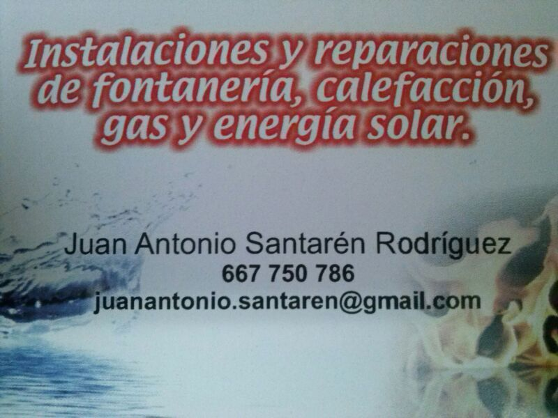 Juan Antonio Santaren