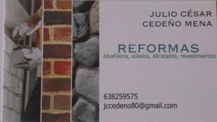 Julio César Cedeño