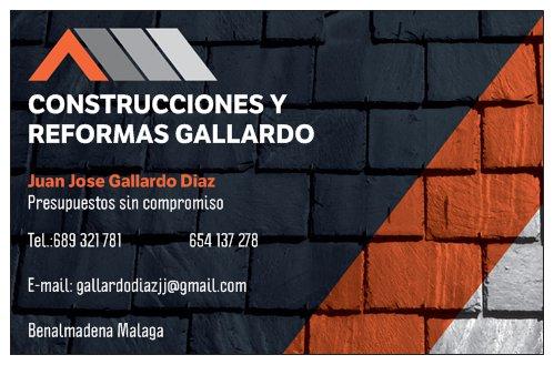 Construcciones Y Reformas Gallardo