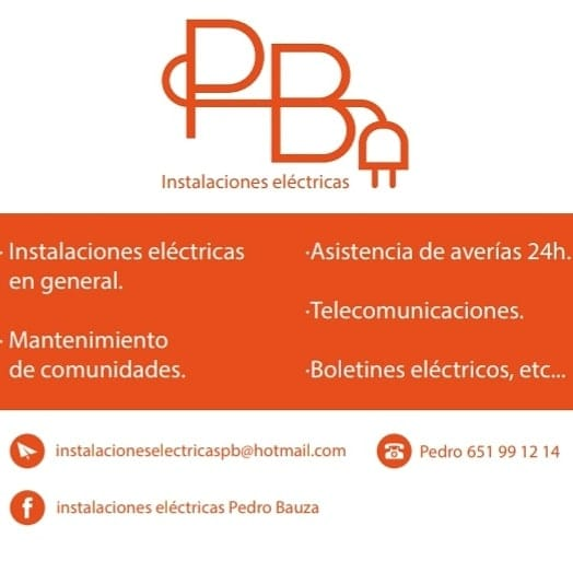 Instalaciones Electricas Pedro Bauza