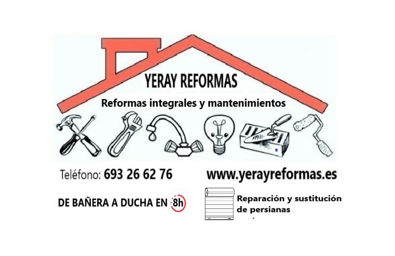 Yeray Reformas y Mantenimientos