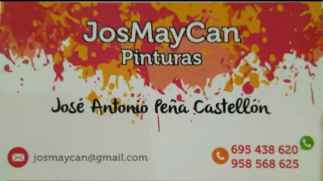 Pinturas Josmaycan