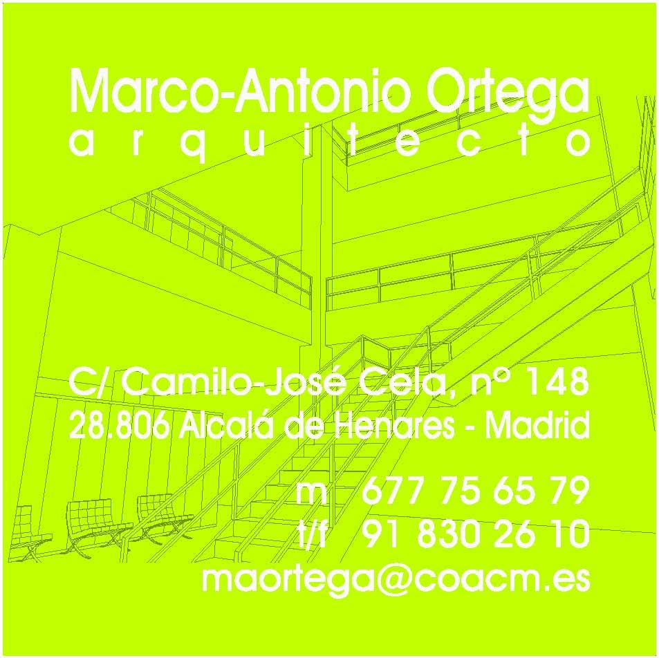 Marco Antonio Ortega García