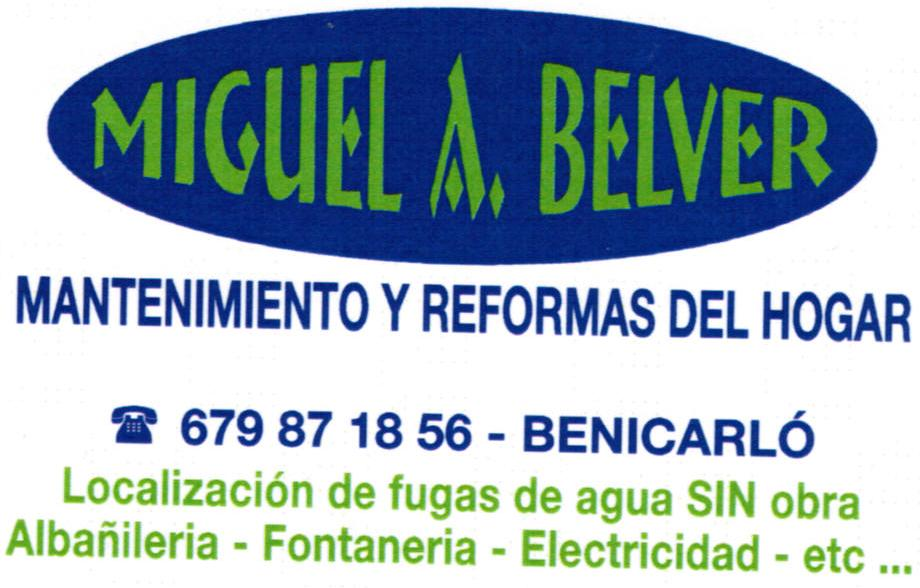 Miguel A. Belver