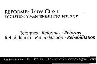 Reformes Low Cost