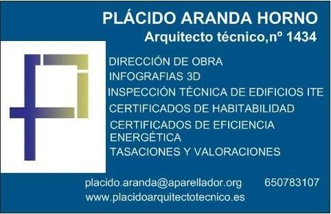 Plácido Arquitecto Técnico
