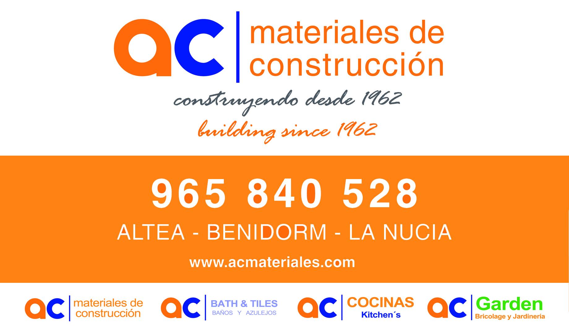 Ac Materiales De Construccion