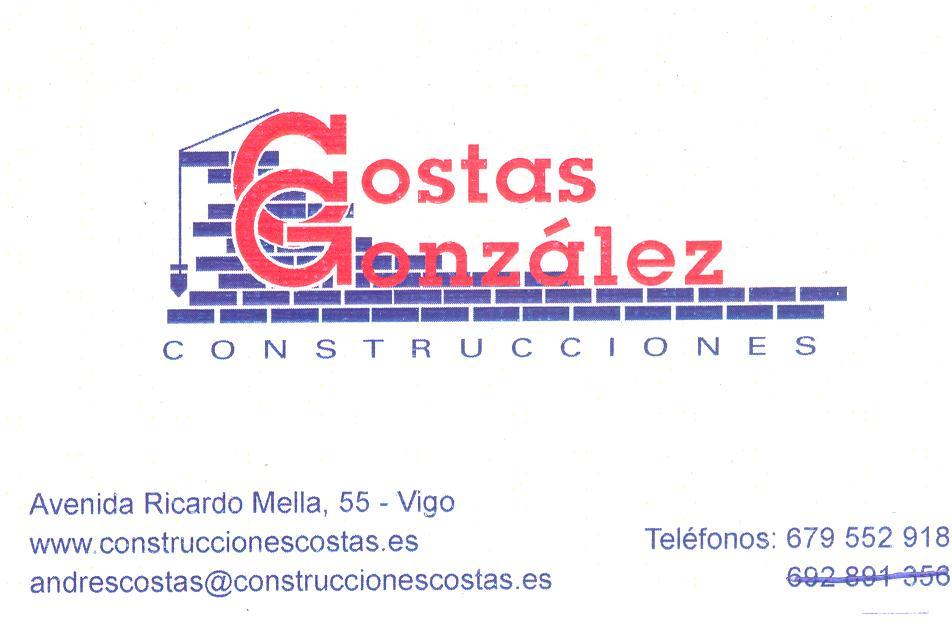 Construcciones Costas Gonzalez