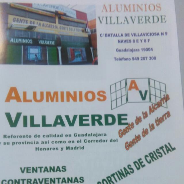 Carpinteria De Aluminio Villaverde Cb