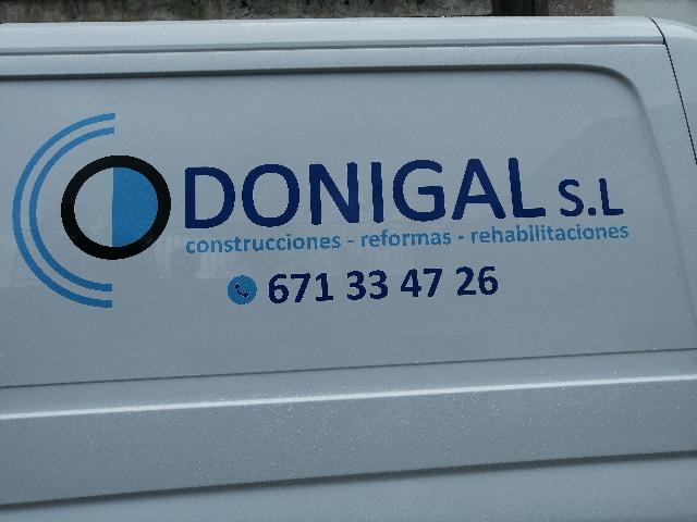 Construcciónes Donigal. Sl